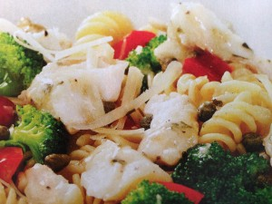 Pasta Primavera BJ's Member Journal